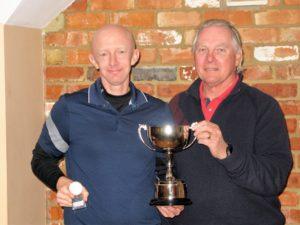Gary Nicholson (+ Phil Hall) Founders Cup