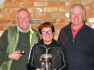 Jackie Purdue & Phil Adamson Mixed Foursomes 2