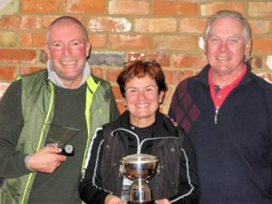 Jackie Purdue & Phil Adamson Mixed Foursomes