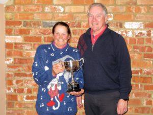 Rose Wadham Ladies Club Champion